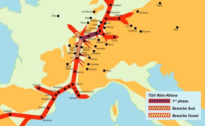 Vers une mobilité transfrontalière