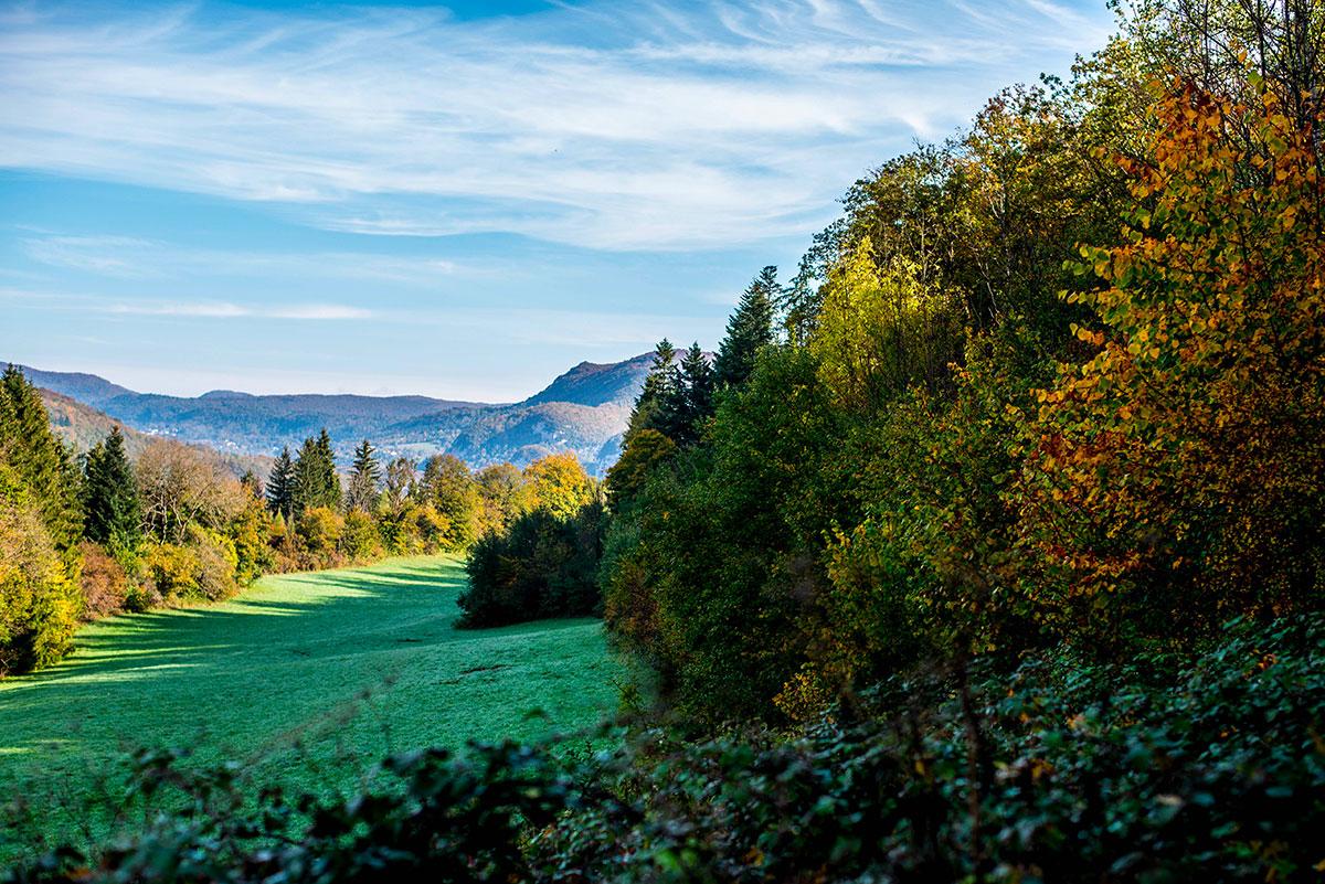 ©Patricia Coignard Haut-Jura Saint-Claude - Montagne en poésie accueillant les Pérégrinations poétiques