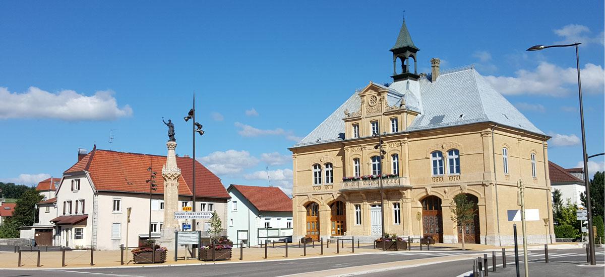 La Mairie du Russey