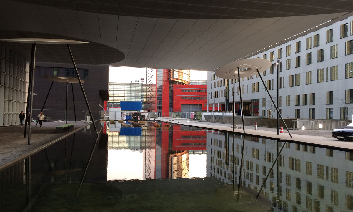 Campus de Belval - Université du Luxembourg
