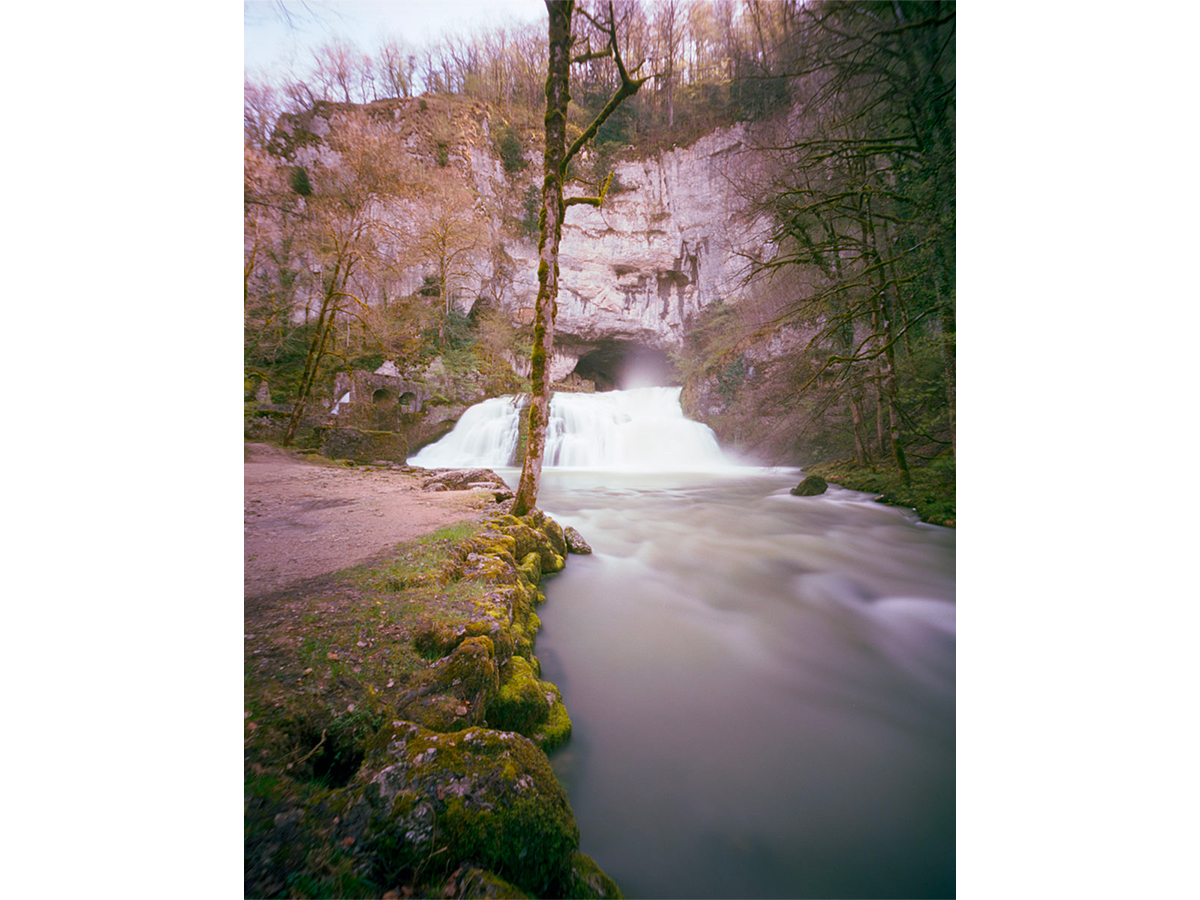 DilatationLa Loue, Le Lison, Le Dessoubre,  résurgence et affluents du Doubs © Sabine Guédamour