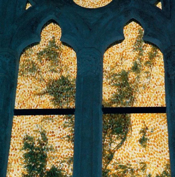 Image concernant Sarkis d'une œuvre tirée du site internet artenchapelles.com