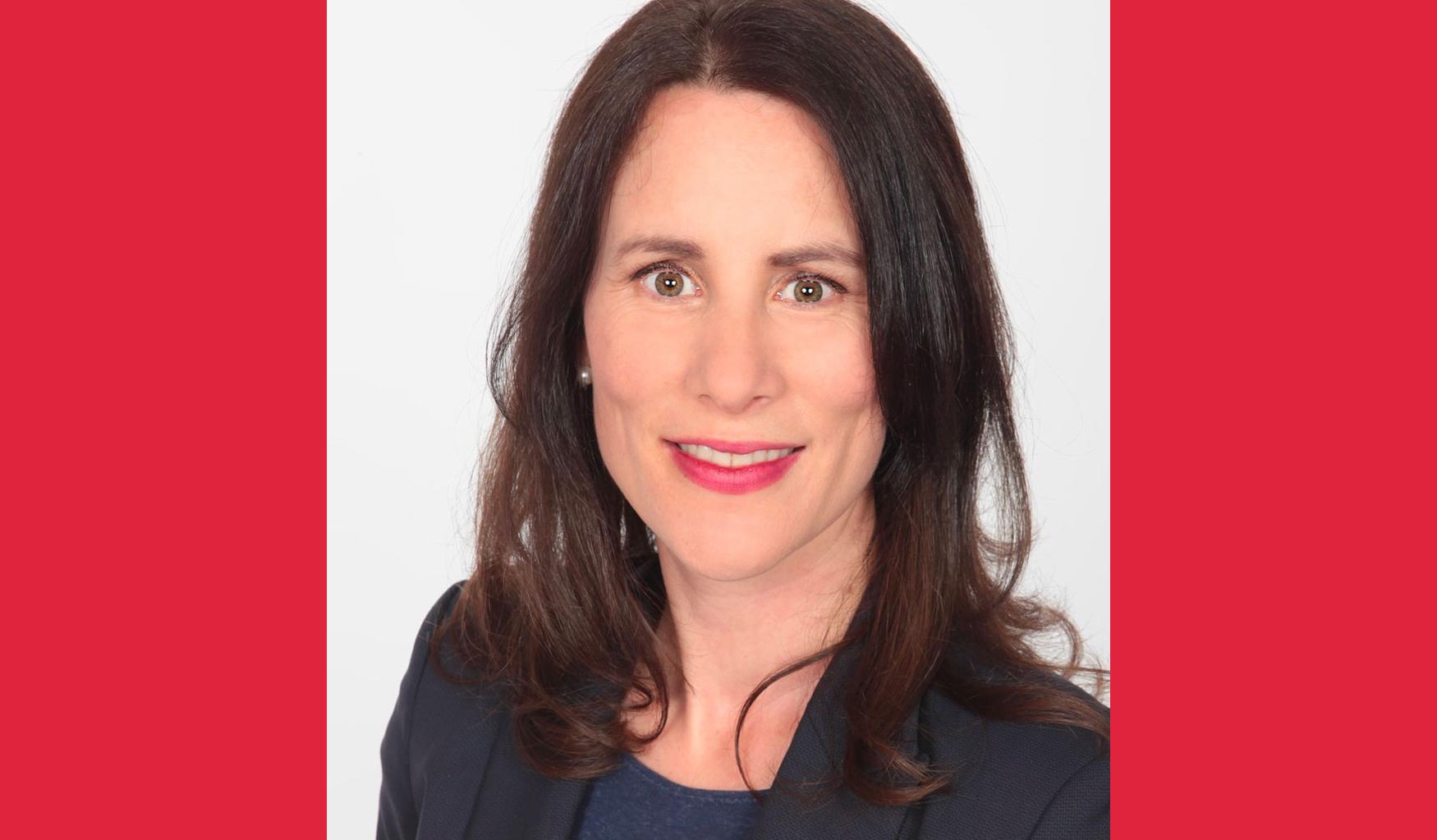 Mme Rebekka Benesch, doc. officiel Ambassade de Suisse à Paris
