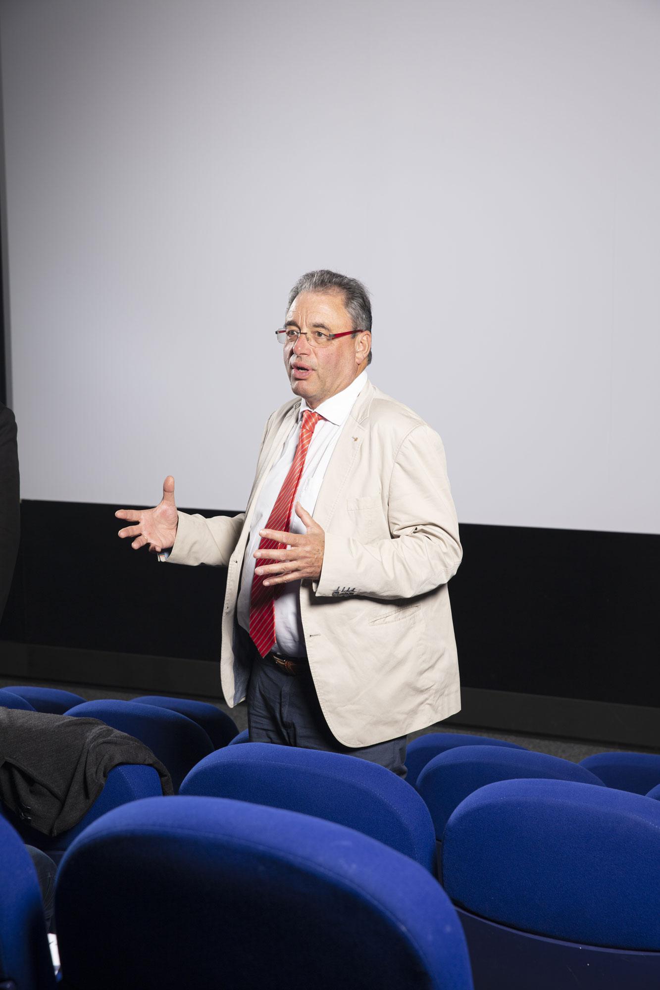 Thierry Grosjean, Président de SFMC, Société des Forces Motrices du Châtelot / © Maciej Czepiel